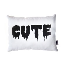 Scary Cute Pillow