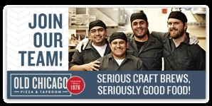 Dishwashers, Line & Prep Cooks (Old Chicago)