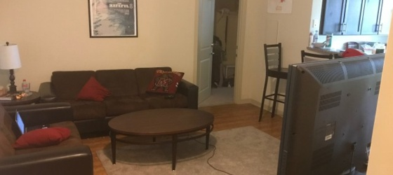 Sublet Varsity Apartment