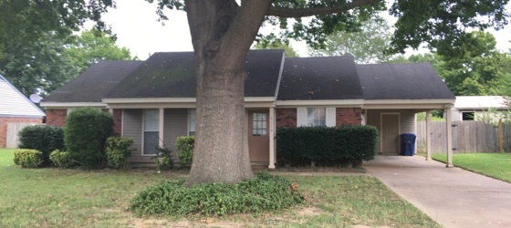 3 bedroom DeSoto (Southaven)