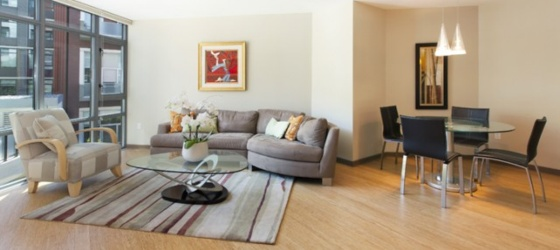 Fantastic remodeled 1 bedroom 1 bath apartment.