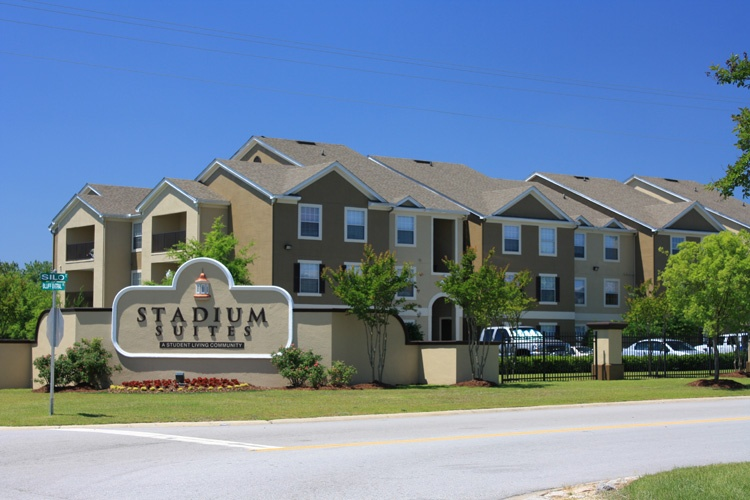 Stadium Suites Apartments At University Of South Carolina South Carolina