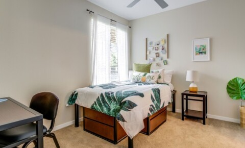 Apartments Near Davis Summer availability: Private room/bathroom in a 4 bed/4 bath apartment! for Davis Students in Davis, CA