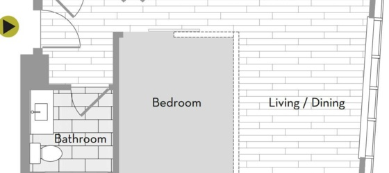 1 bedroom Chinatown