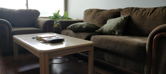 1 bedroom sublet available in downtown Ann Arbor