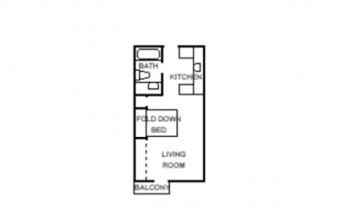 Apartments Near Lenoir-Rhyne Studio and 1 bedroom units for Lenoir-Rhyne University Students in Hickory, NC