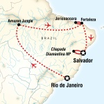 Explore Northern Brazil & Amazon