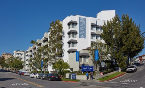 Apartments Near CSULA Atrium for California State University-Los Angeles Students in Los Angeles, CA