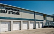 North Main Self Storage - Las Cruces - 1712 North Main Street