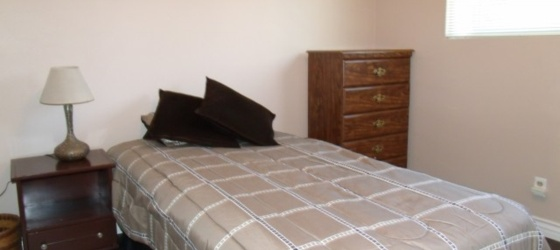 2 furnished bedrooms available July 1st in Garden Grove