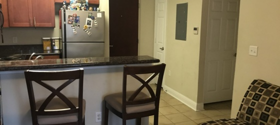 1 Bedroom Sublet - All Bills Paid