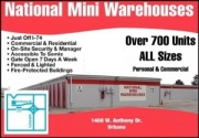National Mini Warehouses
