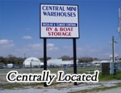 Central Mini Warehouses